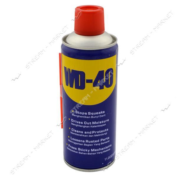 Смазка-спрей WD-40 Китай 333мл