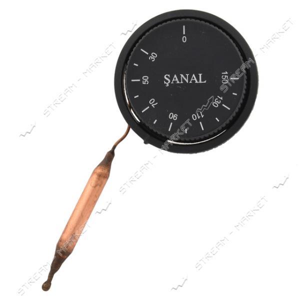 Терморегулятор для тэна капилярный 150 С SANAL