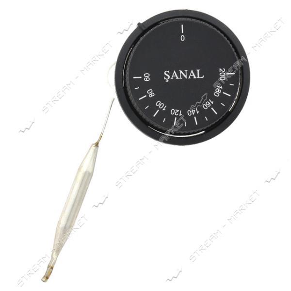 Терморегулятор для тэна капилярный 200 С SANAL