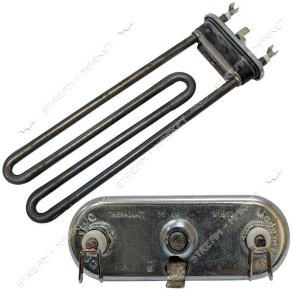 TW 230/1950 - ТЭН стир. маш 1, 95кВт d8, 5мм, М-обр, без плав вст, L-230мм