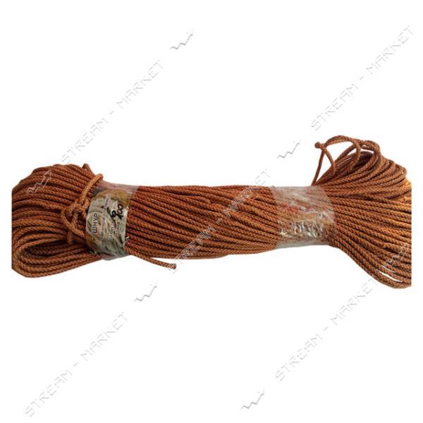 Веревка кор d6мм 100м