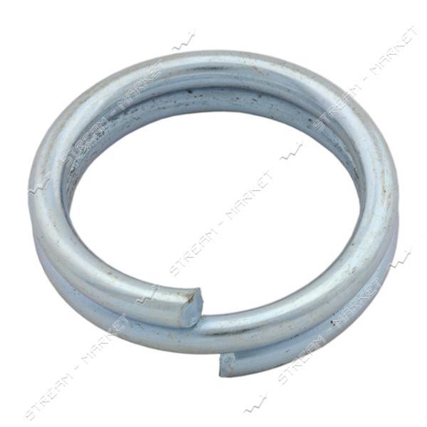 Кольцо витое 3.5х22мм оцинкованное