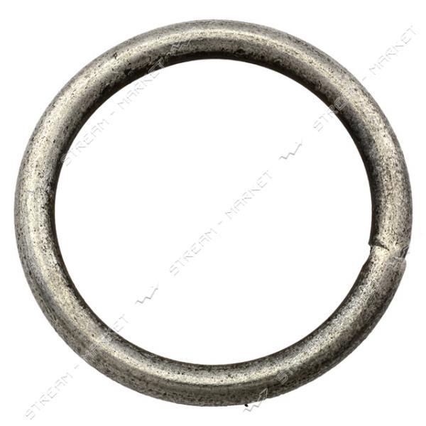 Кольцо сварное 8х60мм оцинкованное