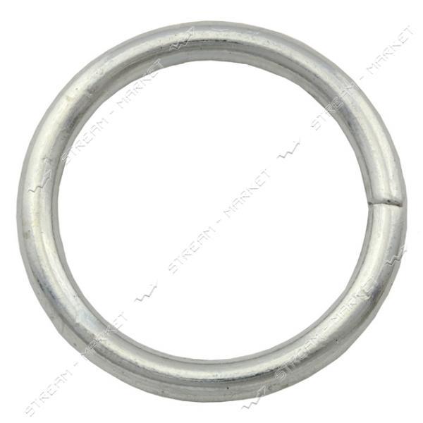 Кольцо сварное 8х60мм