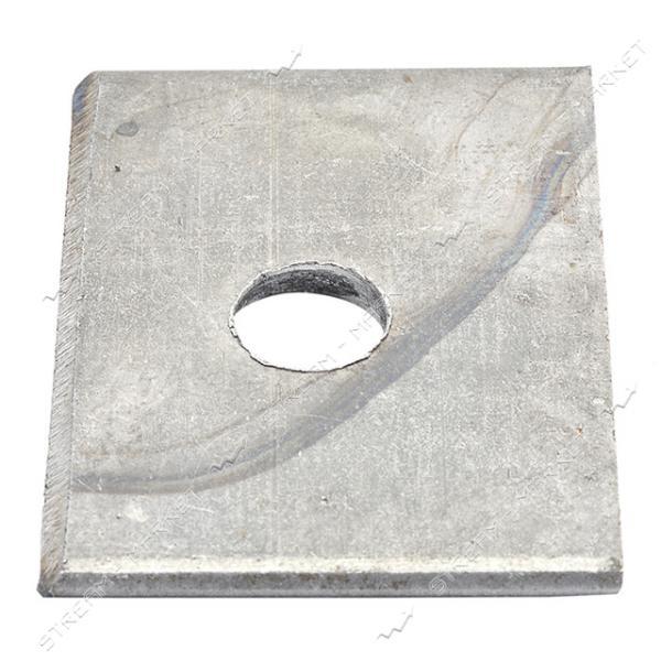 Клин на топорище и кувалду ( шир. 45 мм.*дл. 35 мм.*толщ. 2 мм. ) ( кратно 10 )