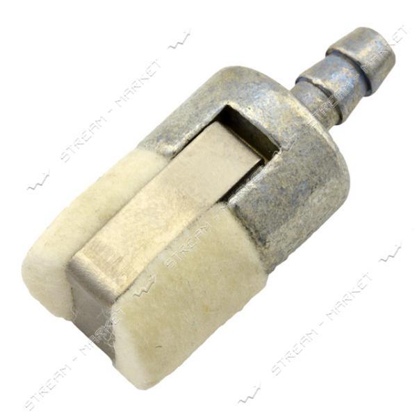 Фильтр бензиновый войлочный маленький для бензопилы