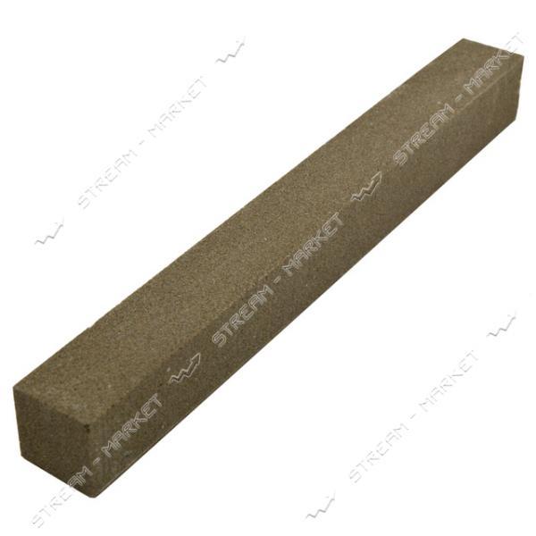 Брусок точильный для заточки ножей 14А 150х16х16мм крупнозернистый