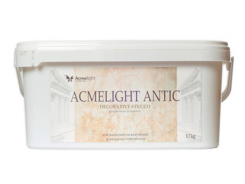AcmeLight Antic - декоративная венецианская штукатурка (3,7 кг)