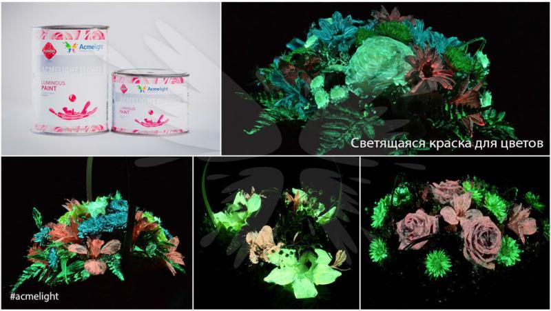 AcmeLight Flower для нанесения на цветы (0,25; 0,5; 1 л)