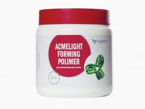 AcmeLight Forming Polimer - светящийся полимер (0,5 кг)