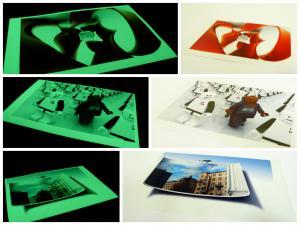 Светящаяся фотобумага для струйных принтеров формата А-4 (5, 20, 50 л.)