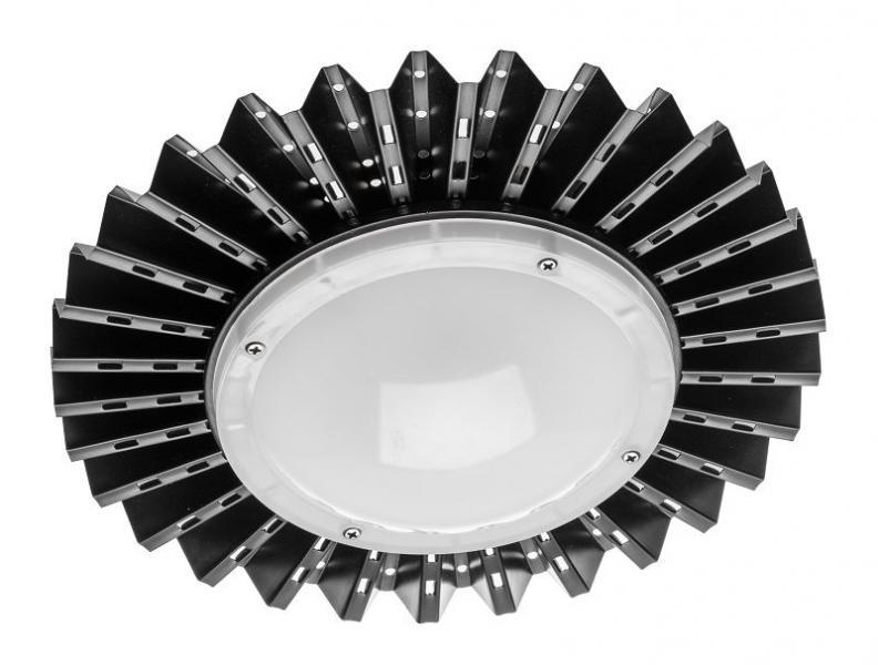 Светодиодный светильник-прожектор HIGH BAY, GTV Poland , 50W, IP54, 6400K, MONTANA