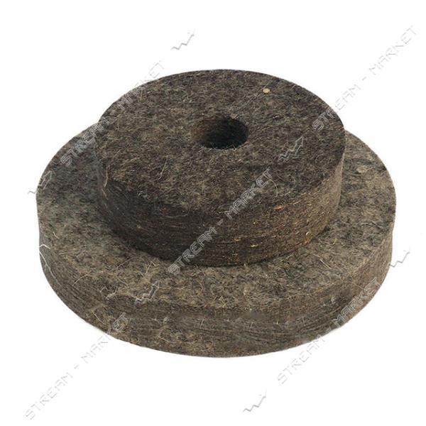 Круг войлочный мягкий м14 d100