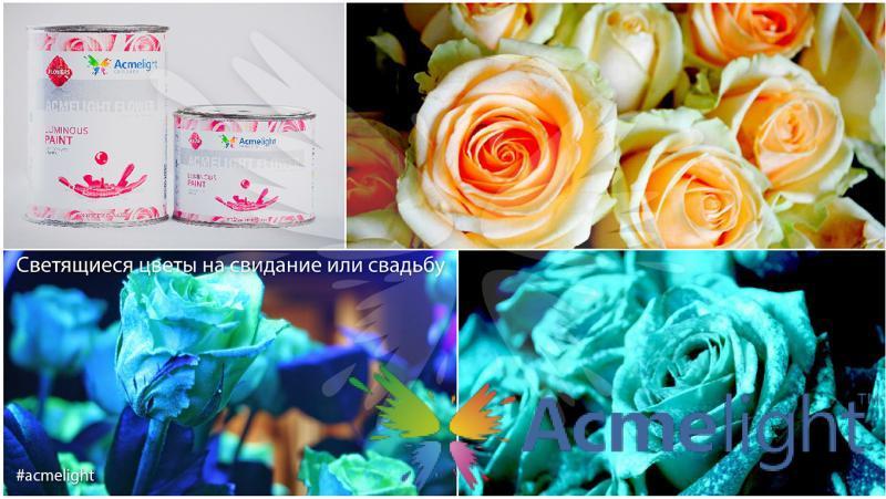 Фото  AcmeLight Flower для нанесения на цветы (0,25; 0,5; 1 л)