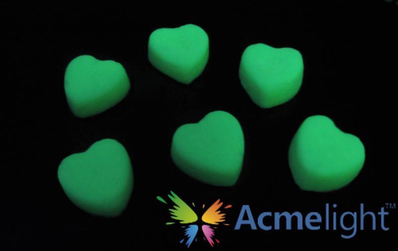 Фото  AcmeLight Forming Polimer - светящийся полимер (0,5 кг)