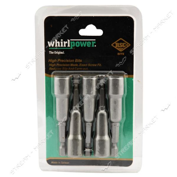 Головка магнитная 8 WHIRLPOWER (цена за шт., в упаковке 5 шт)