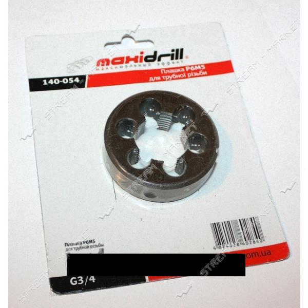Плашка LT/MAXIDRILL 140-052 Р6М5 G1/2' трубная 15