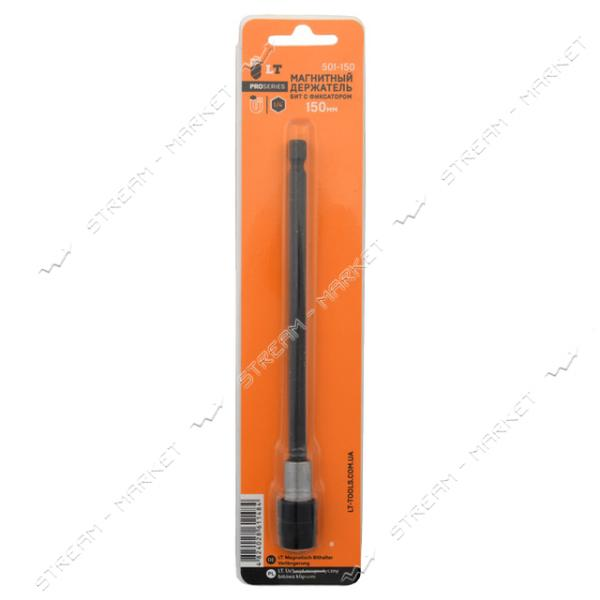 LT/MAXIDRILL 501-150 Магнитный держатель бит с фиксатором 150мм