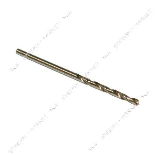 STRONG Сверло по металлу Р18 4.2мм
