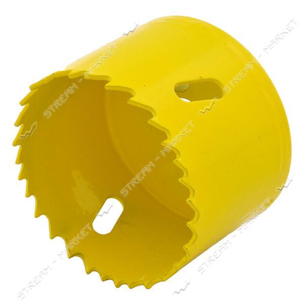 Коронка биметаллическая (без хвостовика) 32 мм
