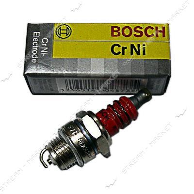 Свеча BOSCH L6TC для 2-х тактн. двигателей 1-контактная (кратно упаковке=10шт.) Китай цена за 1 шт