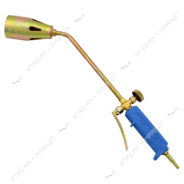 Газовая горелка пропан 30' колокол трапеция с клапаном (AР-0032)