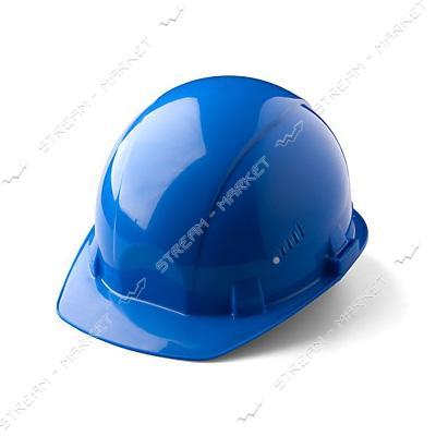 Каска строительная Украина, синияя (PK-0005)