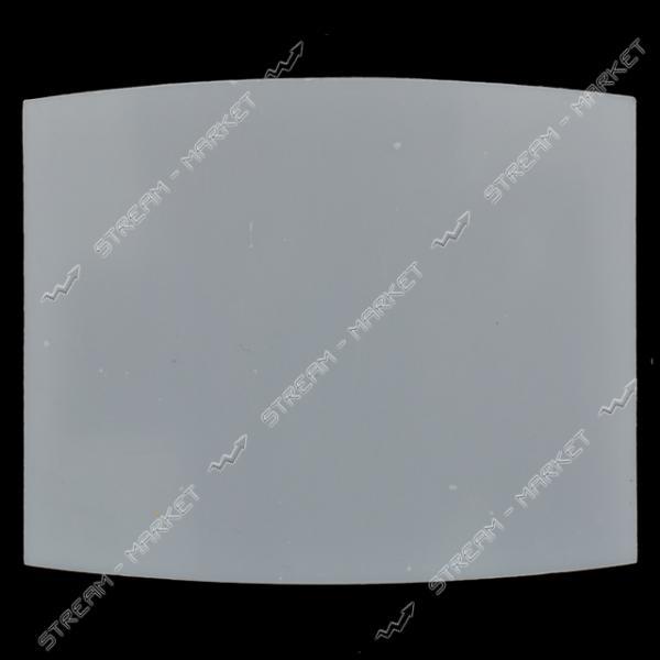 Стекло поликарбонат полукруглое для WH7401, 8512, Слюда (90/110 мм), (ZS-0017)