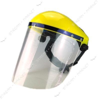 Щиток ZW-0004 Vision защитный (толщина 3мм) (прозрачное стекло)