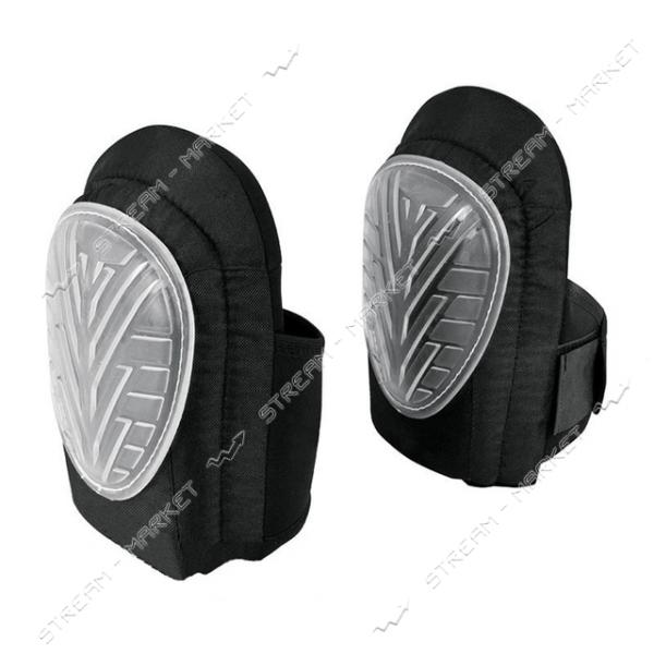 Наколенники защитные строительные VITA, с силиконовой подушкой 'елочка' (ZN-0001)