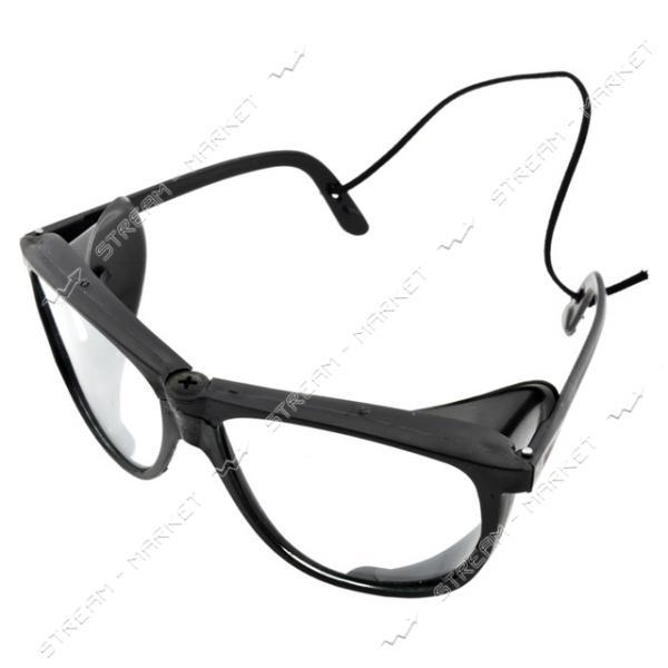Очки защитные круглые 0276-у