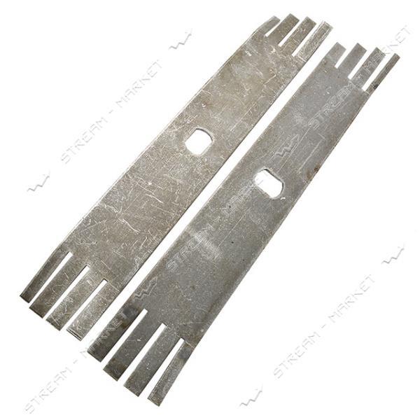 Ножи на кормоизмельчитель 'ХЭЛЗ' (набор 2 шт) цена за набор