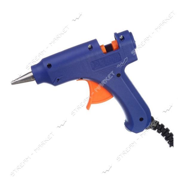Пистолет клеевой 40Вт к стержням 11.2мм
