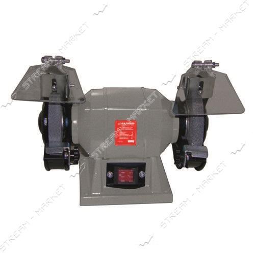 УРАЛМАШ Точильно-шлифовальный станок МТШ 400/150, 400 Вт
