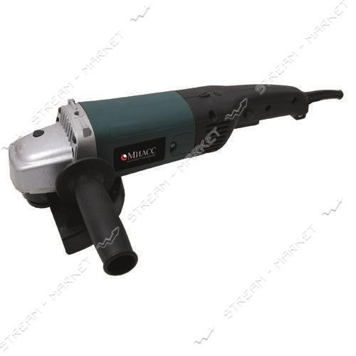 МИАСС Углошлифовальная машина УШМ 1900/180, 1, 9 кВт, 180 мм
