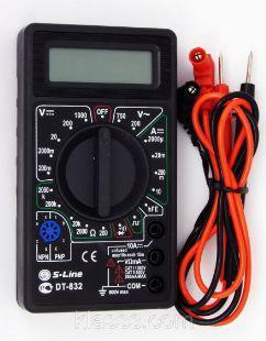 Мультиметр (тестер) DT832