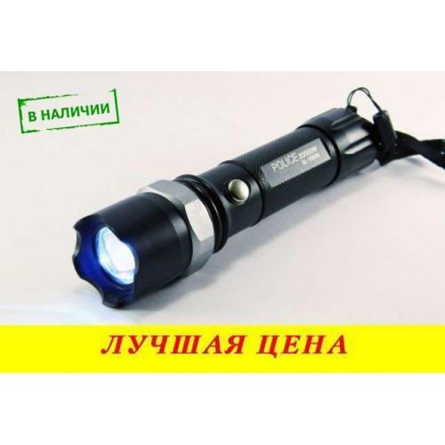 Тактический фонарик BL 8626 99000W
