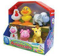 Фото Игрушки под заказ 1-3 дня Игровой набор - ДОМАШНИЕ ЖИВОТНЫЕ от Kiddieland - preschool - под заказ