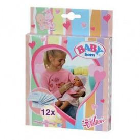 Каша для куклы BABY BORN (12 пакетиков) от Zapf - под заказ