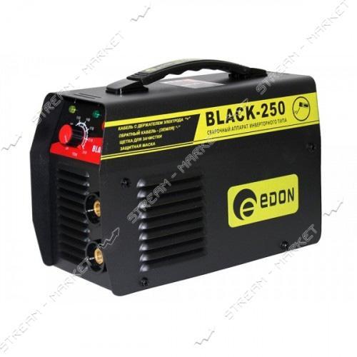 Сварочный аппарат инверторный Edon Black-250
