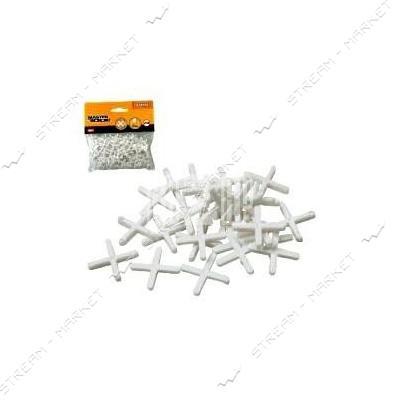 Крестики дистанционные H-TOOLS 16K510 1.0мм 120шт