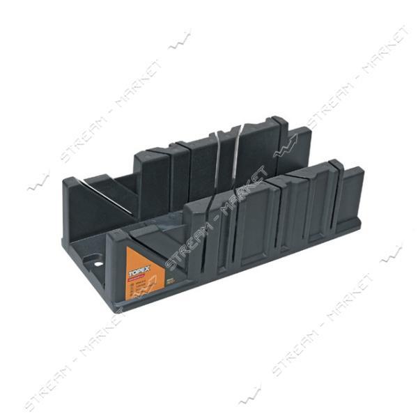 Стусло H-TOOLS 10А844 пластмассовое, 295*80*70 мм
