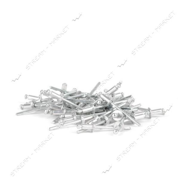 Заклепка INTERTOOL RT-4008 алюминиевая 4.0*8.0мм, упаковка 50шт.