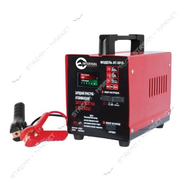 Пускозарядное устройство INTERTOOL AT-3013 6В-12В, 220В, 70А