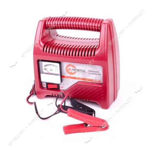 Зарядное устройство INTERTOOL AT-3014 6В-12В
