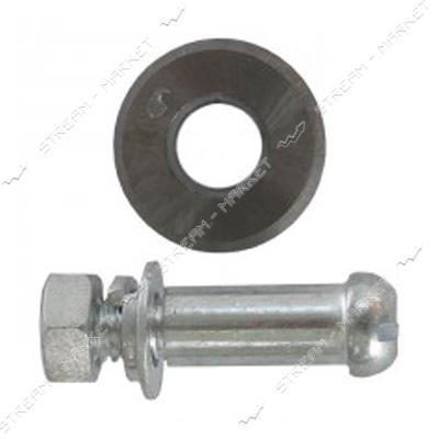 Колесо сменное для плиткореза INTERTOOL HT-0348 с осью 16*2*6мм