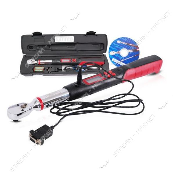 Динамометрический ключ INTERTOOL XT-9038 электронный 3/8' 27-135 N.m