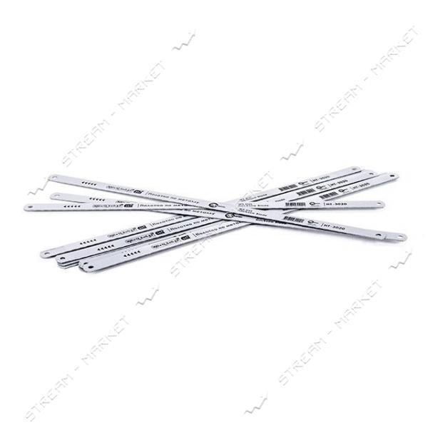 Полотно ножовочное INTERTOOL HT-3020 по металлу 300 x 12.5 x 0.62, 24T, W3, HSS цена за 1 шт.