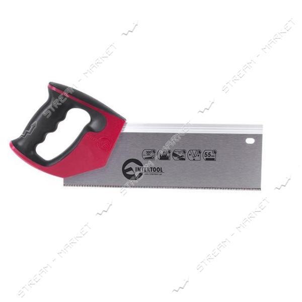 Ножовка пасовочная INTERTOOL HT-3113 по дер. 300 мм, 12 зуб. * 1'