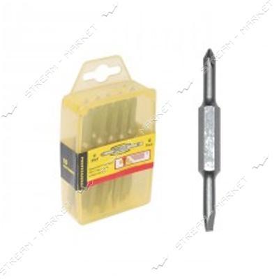 Комплект отверточных насадок INTERTOOL VT-0061 PH1/SL5мм 4в1 (10 шт./упак.)